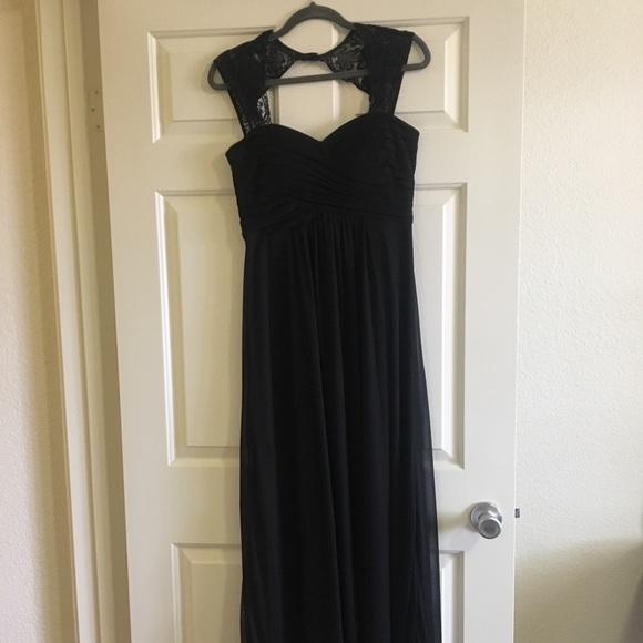 Scarlett Dresses & Skirts - Black formal dress